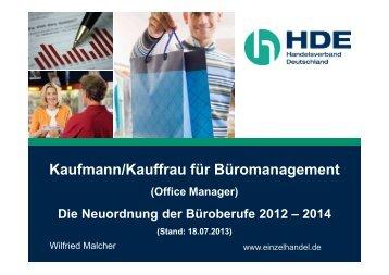 Basisinformation - Kuratorium der Deutschen Wirtschaft für ...