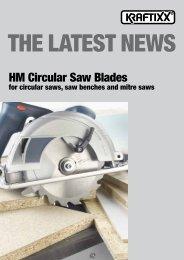 HM Circular Saw Blades - kwb