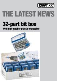 32-part bit box - kwb