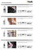 kwb Öle, Fette, Spray und Zubehör - Seite 6