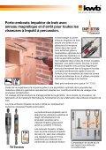 kwb Embouts Impaktor - Page 3