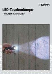 KRAFTIXX LED-Taschenlampe - kwb