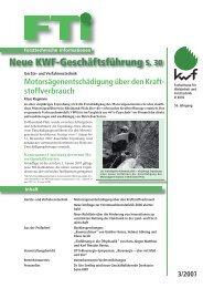 März 2007 - Kwf