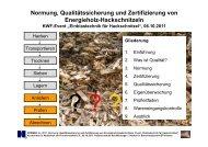 Dipl. Holzwirt Krämer - Kwf