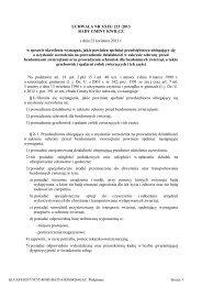Uchwała Nr XXIX/223/2013 z dnia 23 kwietnia 2013 r. w sprawie ...