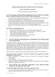 Trauma-Salbe kühlend Mayrhofer_0510.pdf - Kwizda Pharma OTC