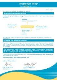 Magnesium erla - Kwizda Pharma OTC