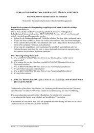GEBRAUCHSINFORMATION - Kwizda Pharma OTC