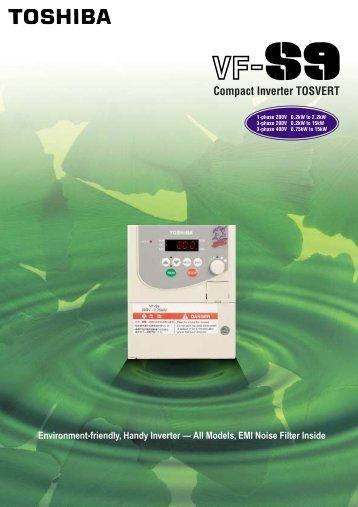 Compact Inverter TOSVERT - kwongshun.com