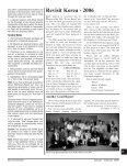 Revisit Korea - 2006 Report... and a - Korean War Veterans ... - Page 2