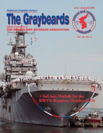 Jul/Aug 2008 - Korean War Veterans Association
