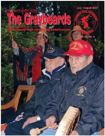 Jul/Aug 2007 - Korean War Veterans Association