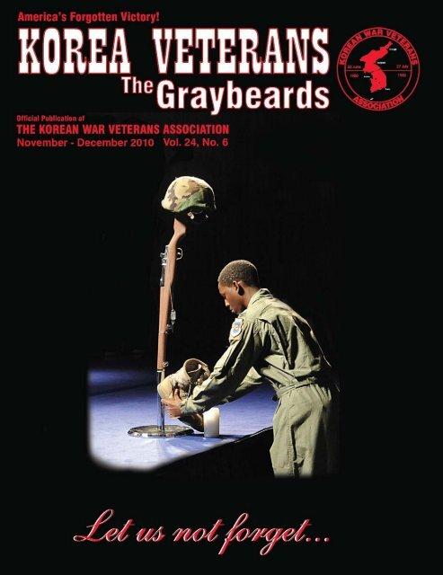 Nov/Dec 2010 - Korean War Veterans Association