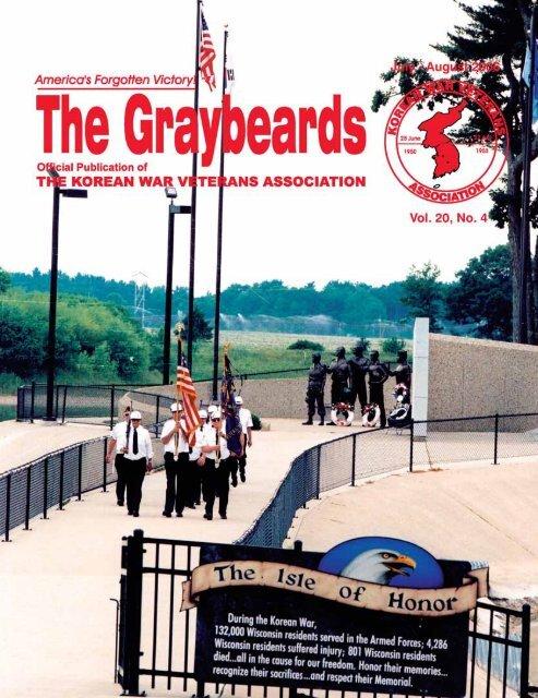 Jul/Aug 2006 - Korean War Veterans Association