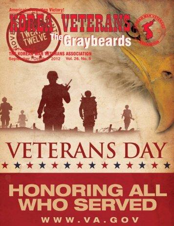 Sep/Oct 2012 - Korean War Veterans Association