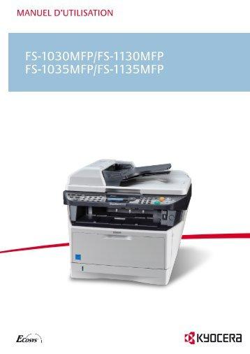 Ecosys FS 1135MFP Toner