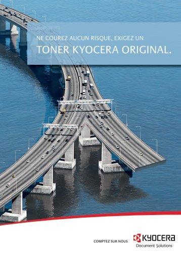 TONER KYOCERA ORIGINAL.