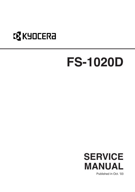 kyocera fs-1020d driver for windows 7
