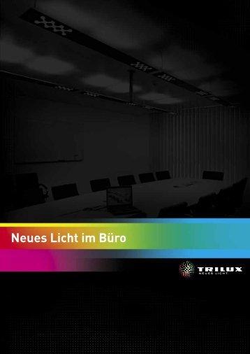 Bürobeleuchtung - TRILUX Simplify Your Light
