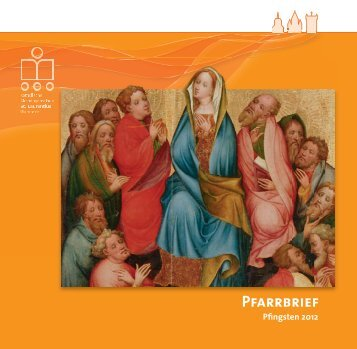St. Laurentius Warendorf Pfarrbrief Pfingsten 2012
