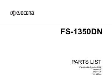 Fs-1350dn