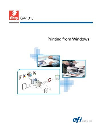 Printing from Windows - Kyocera