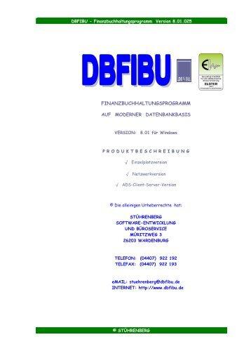 finanzbuchhaltungsprogramm