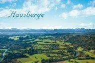 Hausberge - München und  Oberland