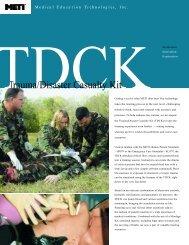 TDCK Information Sheet
