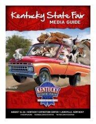 Contact Information - Kentucky State Fair
