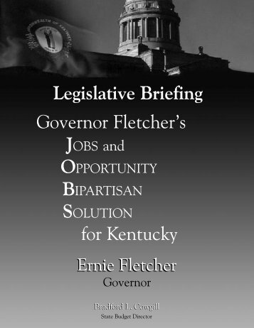 JOBS - Kentucky State Treasury