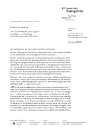 Rundbrief 2009 (PDF) - KZ-Gedenkstätte Neuengamme