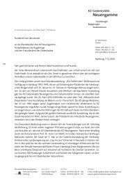 Rundbrief 2010 (PDF) - KZ-Gedenkstätte Neuengamme