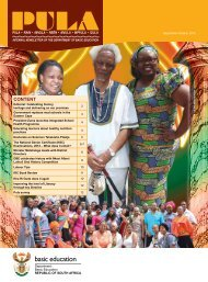 Pula September - October 2012 - KwaZulu-Natal Department of ...