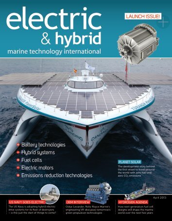Battery technologies Hybrid systems Fuel cells Electric motors ...