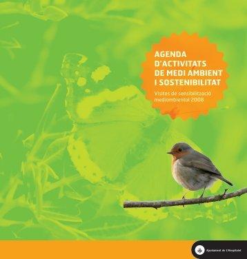 agenda d'activitats de medi ambient i sostenibilitat - Ajuntament de L ...