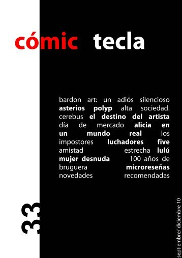 Comic Tecla