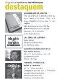 Programa d'activitats - Ajuntament de L´Hospitalet - Page 4