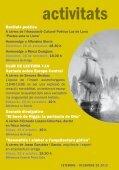 Programa d'activitats - Ajuntament de L´Hospitalet - Page 5