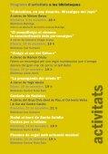 Programa d'activitats - Ajuntament de L´Hospitalet - Page 6
