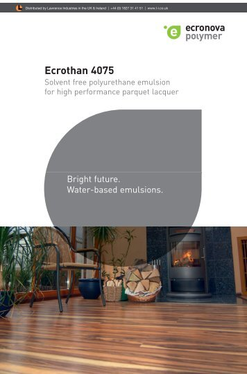 Ecrothan 4075