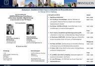 Symposium in Hamburg - L·Q·M Marktforschung