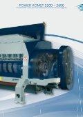 POWER KOMET - Lindner-Recyclingtech GmbH - Page 5