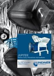 JUPITER - Lindner-Recyclingtech GmbH