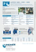 JUPITER - Lindner-Recyclingtech GmbH - Page 6