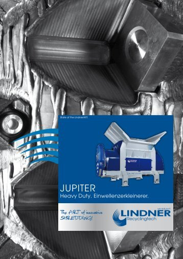 Jupiter - Lindner-Recyclingtech GmbH