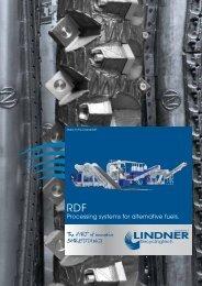 RDF-System - Lindner-Recyclingtech GmbH