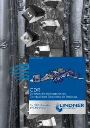 Sistemas de elaboración de Combustibles Derivados de Residuos.