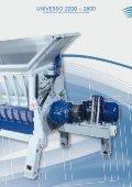 UNIVERSO - Lindner-Recyclingtech GmbH - Page 5