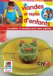 viandes d'enfants - La-viande.fr